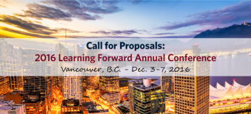 Learning Forward 2016 Annual Conference