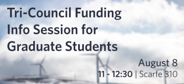 Tri-Council Funding Info Session