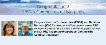 Congratulations to Dr. Jan Hare and Dr. Moss Norman!